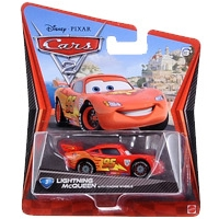 【おもちゃのジャンボ】 カーズ2 キャラクターカーコレクション ライトニング・マックィーン ミニカー トミカ 通販 販売