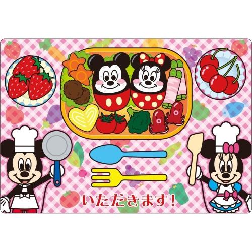 人気のディズニー ミッキーやミニーのパズルが登場。小さなお子様でも遊べる簡単なパズルです。楽しくお勉強できます。