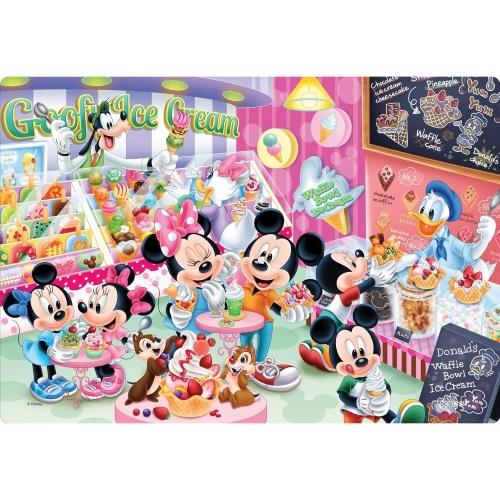 人気のディズニーキャラクター ミッキーやミニーのパズルが登場。小さなお子様でも遊べる簡単なパズルです。楽しくお勉強できます。