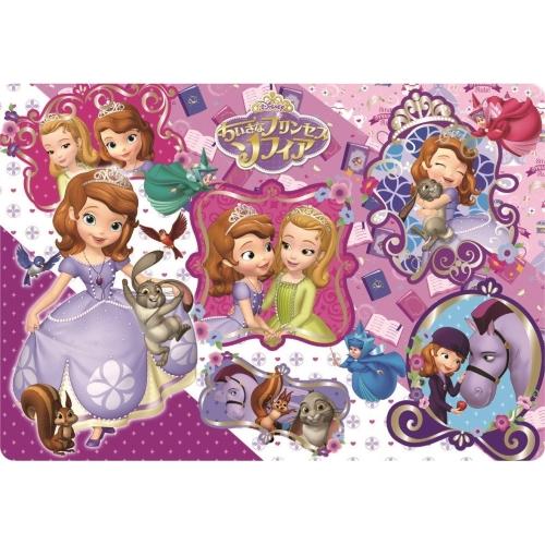 幼児用パズル B4パズル 板パズル チャイルドパズル ピクチュアパズル ピクチャー パズル ディズニー プリンセス ソフィア