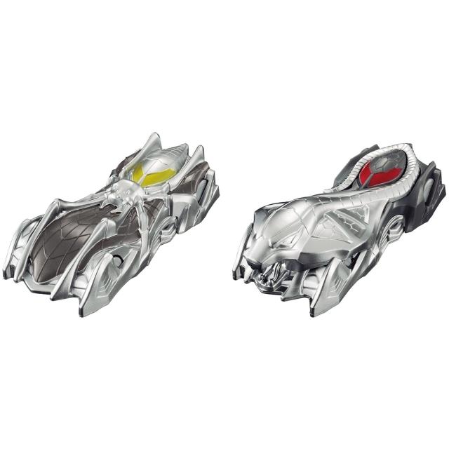 仮面ライダードライブ シフトカーシリーズ DXチェイサーバイラルコアセット