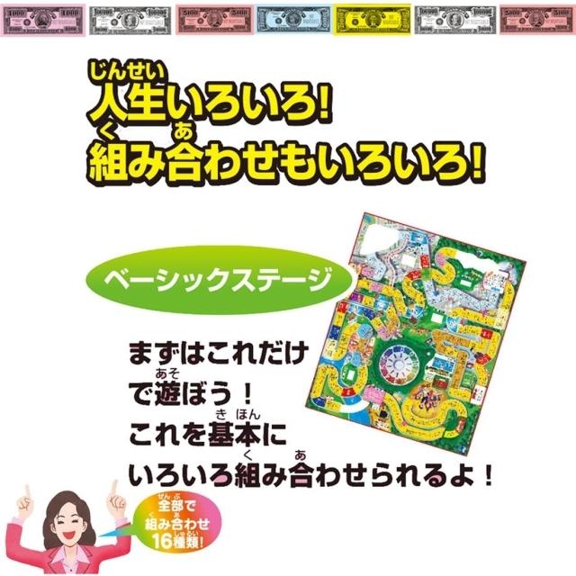 人生ゲーム 【人気の定番ボードゲーム】