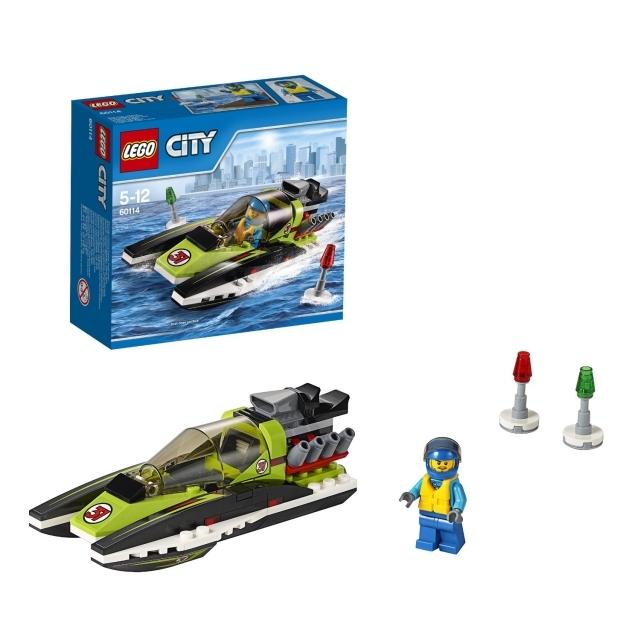 レゴ シティ レースボート 60114