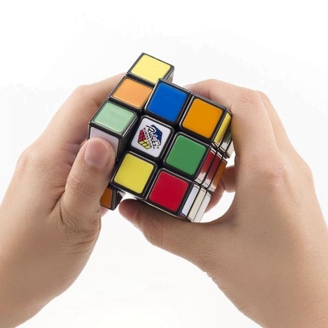 ルービックキューブ ver.2.0 (3×3) 【6面完成攻略書(LBL法)付属】