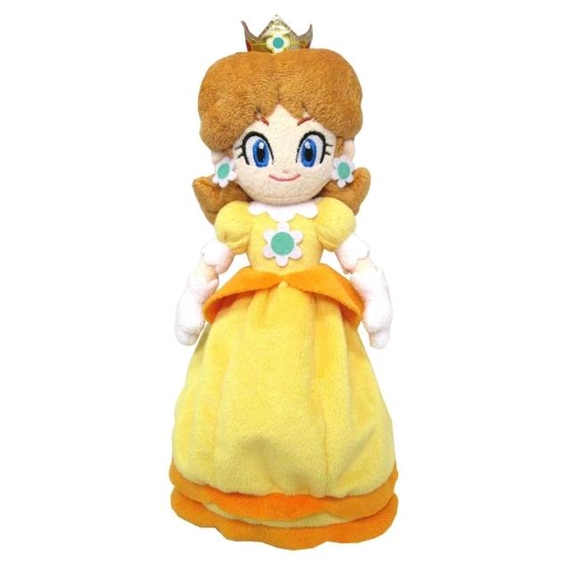 ぬいぐるみ デイジー Sサイズ スーパーマリオ ALL STAR COLLECTION