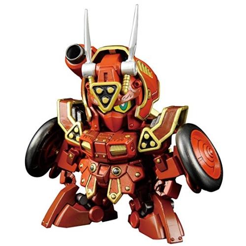 プラモデル SDBF 紅武者アメイジング (ガンダムビルドファイターズトライ)