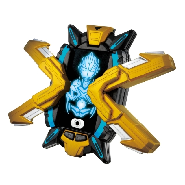 ウルトラマンX DXエクスデバイザー
