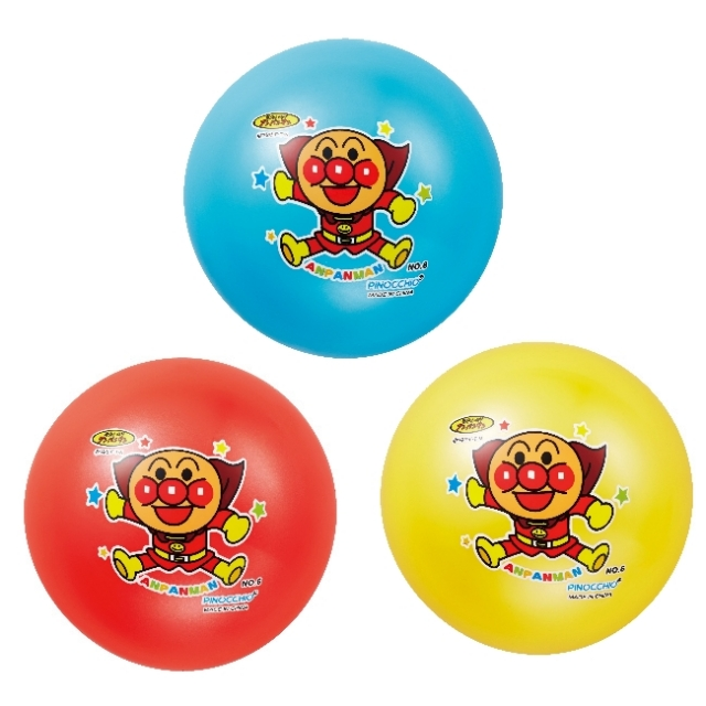 アンパンマン ボール 6号