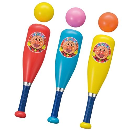 【おもちゃのジャンボ】 アンパンマン ピーピーバット 遊びながら 楽しく スポーツ 通販・販売