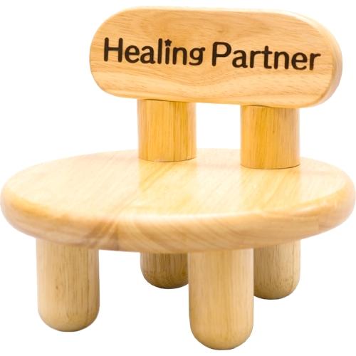 ユメル君・ネルルちゃん・ミルルちゃんの夢の子 プレミアムコレクション コンパクトウッドチェア 椅子が登場です。