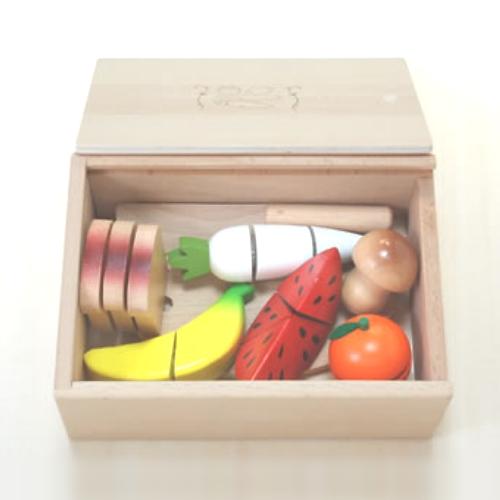 木のおもちゃ 包丁屋さん Cセット