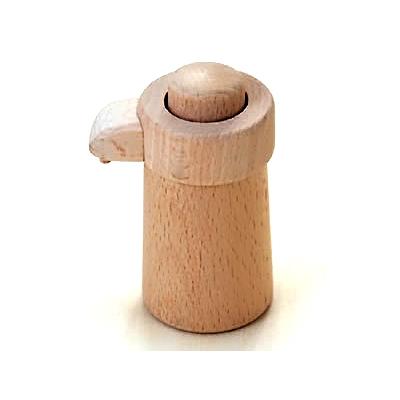 【おもちゃのジャンボ】 木のおもちゃ おままごと 調理器具 エアーポット ミニキッチン 拡張パーツ 木製玩具 通販 販売