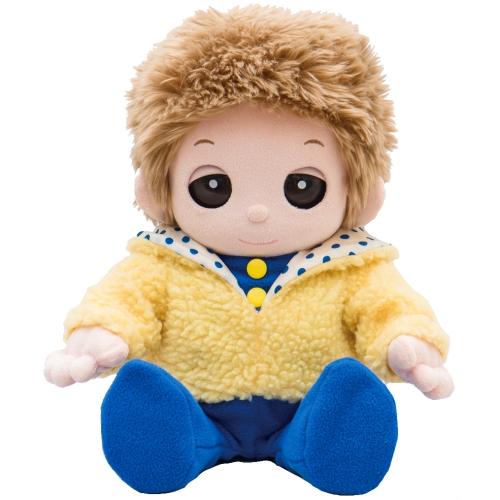 【おもちゃのジャンボ】ユメル ネルル 夢の子コレクション47 ふわもこ ロンパース (男女兼用) 【おしゃべり人形お洋服】 通販 販売