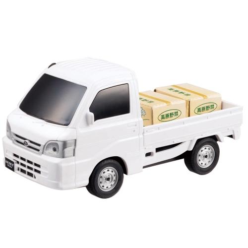 【おもちゃのジャンボ】 軽トラック 軽トラ トラック フリクション 走行 働く 車 おもちゃ 通販 販売