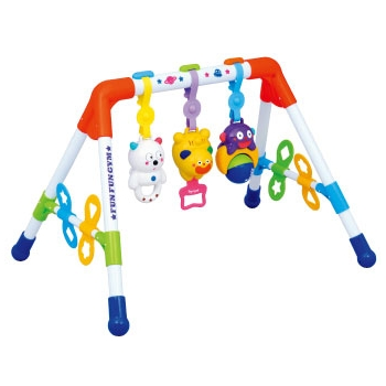 【おもちゃのジャンボ】 ベビー 赤ちゃん おもちゃ メロディ FunFun ジム 発育 通販 販売