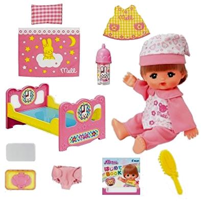 【おもちゃのジャンボ】 メルちゃん 入門セット (メルちゃん お人形セット) 通販 販売