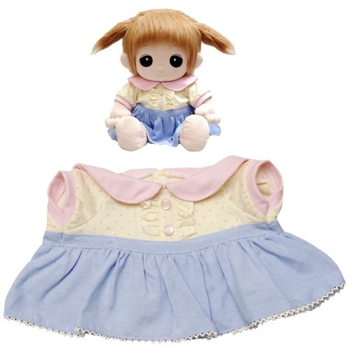 【おもちゃのジャンボ】 夢の子コレクション38 水玉ブラウス・スカート お洋服 ユメル ネルル ミルル 通販 販売