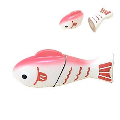 【おもちゃのジャンボ】 木のおもちゃ おままごと 食材 魚 ミニキッチン 拡張パーツ 木製玩具 通販 販売
