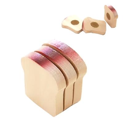 【おもちゃのジャンボ】 木のおもちゃ おままごと 食材 食パン ミニキッチン 拡張パーツ 木製玩具 通販 販売