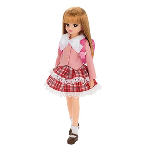 リカチャン りかちゃん 人形 たのしい しんがっき ランドセル入り 女の子に大人気 プレゼントにおすすめ