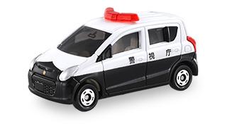 トミカ No.048 スズキ アルト パトロールカー
