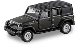 トミカ No.080 Jeep ラングラー (サック箱)