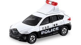 トミカ No.082 マツダ CX-5 パトロールカー