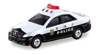 トミカ No.110 トヨタ クラウン パトロールカー