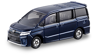 トミカ No.115 トヨタ ヴォクシー