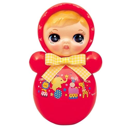 おきあがりポロンちゃん 27cm (おきあがりこぼし) 赤ちゃんが安らぐ音色でロングセラー!通販 販売