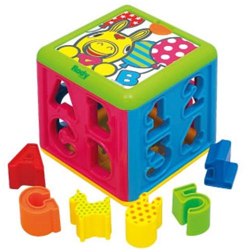 ローヤル ロディ さいころパズル (知育玩具)