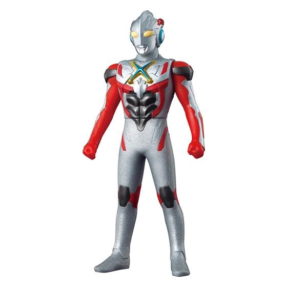 ウルトラヒーローX 01 ウルトラマンエックス (おもちゃ)