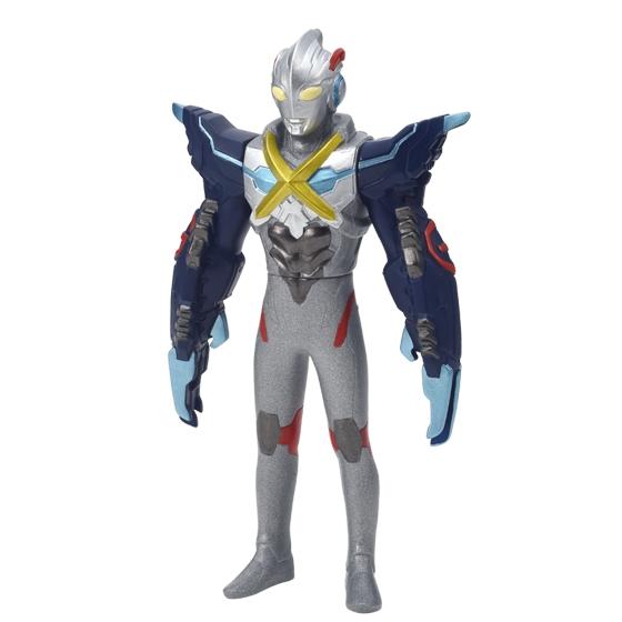 ウルトラヒーローX 02 ウルトラマンエックス(ゴモラアーマー) (おもちゃ)
