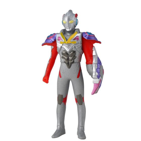 ウルトラヒーローX 04 ウルトラマンエックス(ベムスターアーマー) (おもちゃ)