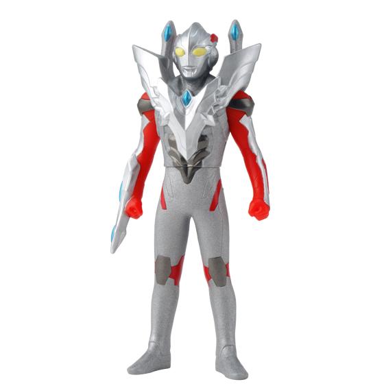 ウルトラヒーローX 05 ウルトラマンエックス(ウルトラマンゼロアーマー) (おもちゃ)