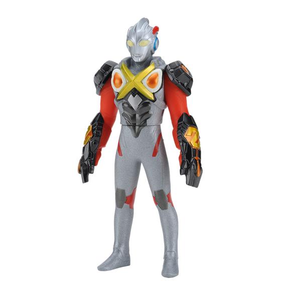 ウルトラヒーローX 06 ウルトラマンエックス(ゼットンアーマー) (おもちゃ)