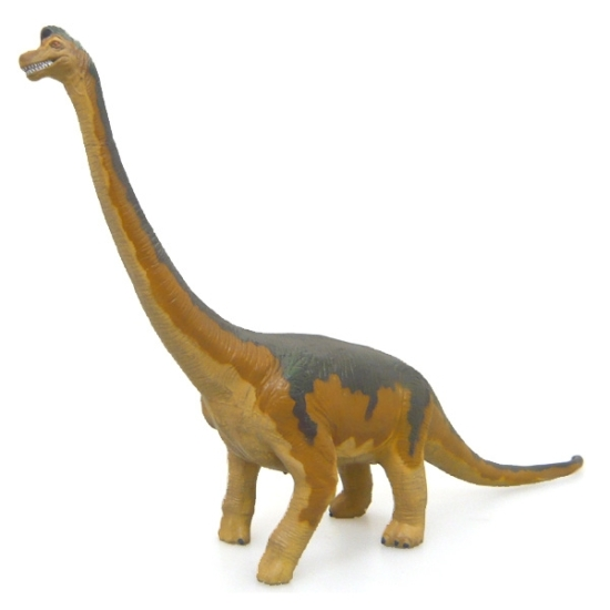 恐竜フィギュア ブラキオサウルス ビニールモデル
