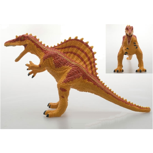 恐竜フィギュア スピノサウルス ビニールモデル