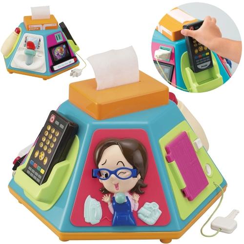 【赤ちゃんのストレス解消グッズ】 いたずら 1歳やりたい放題 ビッグ版 ベビー 赤ちゃん おもちゃ