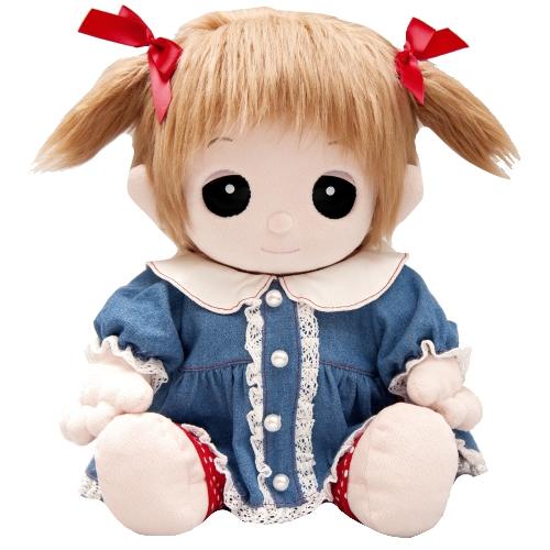 【おもちゃのジャンボ】 夢の子コレクション39 デニムワンピース お洋服 ユメル ネルル ミルル 通販 販売