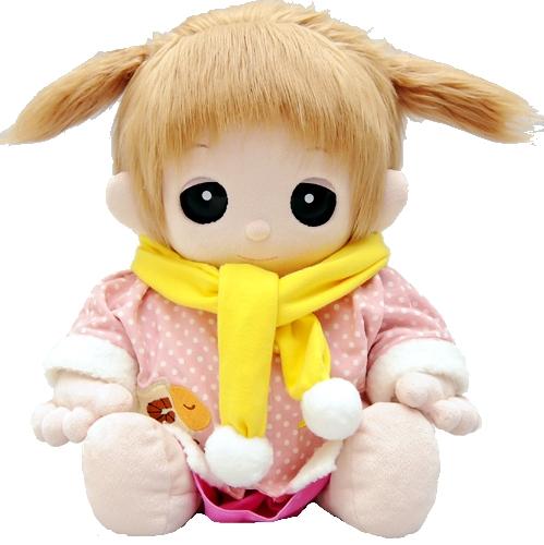 【おもちゃのジャンボ】 夢の子コレクション34コーデュロイコート(マフラー付き) お洋服 ユメル ネルル ミルル 通販 販売