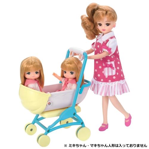 リカちゃん りかちゃん 人形 ようちえんおさんぽカーとリカちゃん 女の子に大人気 プレゼントにおすすめ