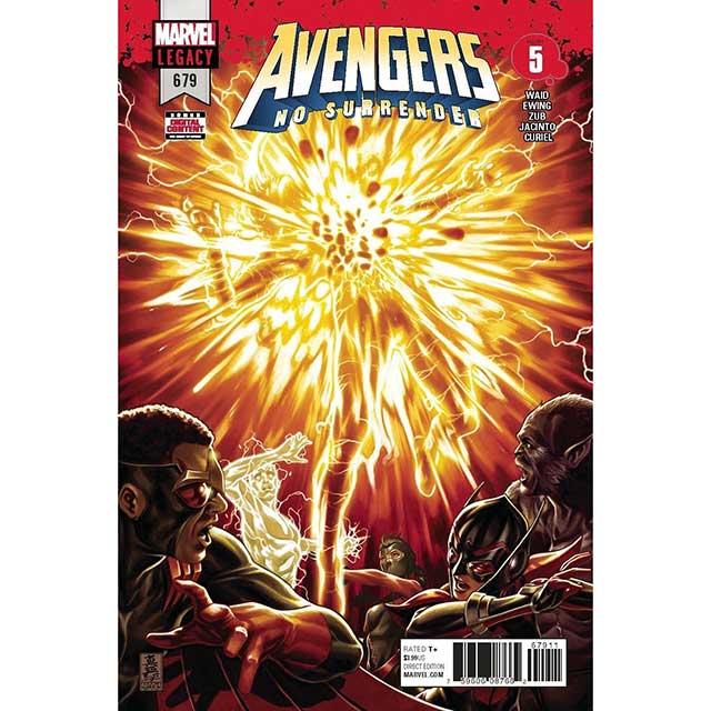 アメリカンコミックス マーベルコミックス アベンジャーズ #679 【クリックポストOK】