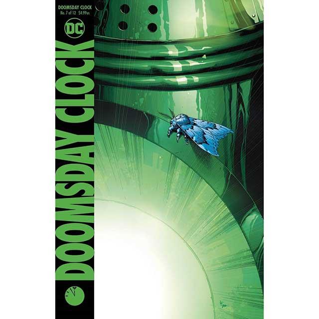 アメリカンコミックス DCコミックス ドゥームズデイ・クロック #7 【クリックポストOK】