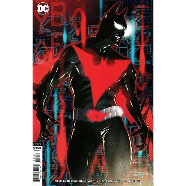 アメリカンコミックス DCコミックス バットマン ビヨンド #34 【メール便可】