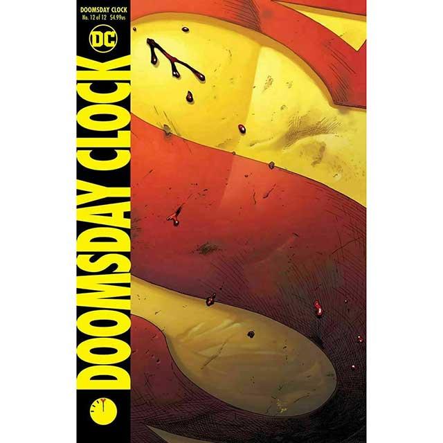 アメリカンコミックス DCコミックス ドゥームズデイ・クロック #12 【クリックポストOK】