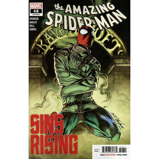 アメリカンコミックス マーベルコミックス アメイジング スパイダーマン #48 【クリックポストOK】