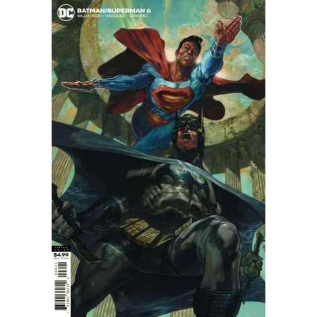 アメリカンコミックス DCコミックス スーパーマン / バットマン #6 【クリックポストOK】