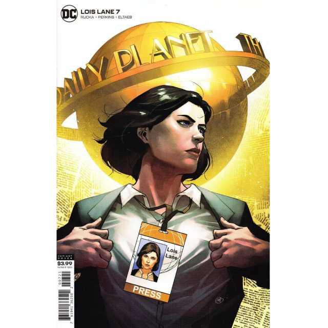 アメリカンコミックス DCコミックス ロイス・レーン #7 【クリックポストOK】