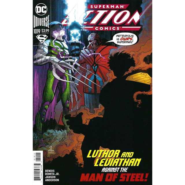 アメリカンコミックス DCコミックス アクションコミックス #1019 【クリックポストOK】